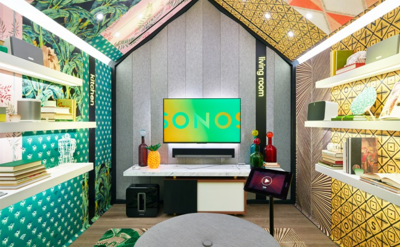 SONOS Opens First Flagship Store in NYC @Sonos