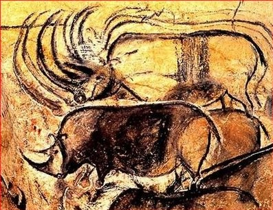 Chauvet Cave, the 2nd oldest known cave art in Europe (1/5)