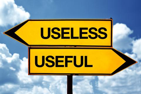 Turning useless data into something actionable