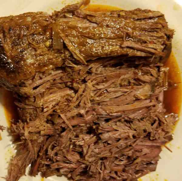 Crock Pot Roast with a Kick 2