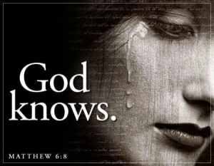 """""""Life Is Hard (God Is Good)"""" - God knows"""