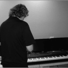 """Arms of Love"" - Ron Setting Up Piano"