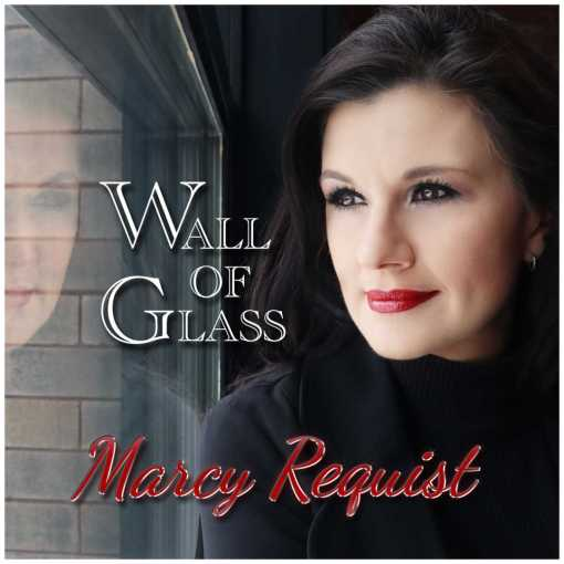 Marcy Requist - Wall of Glass Cover Artwork