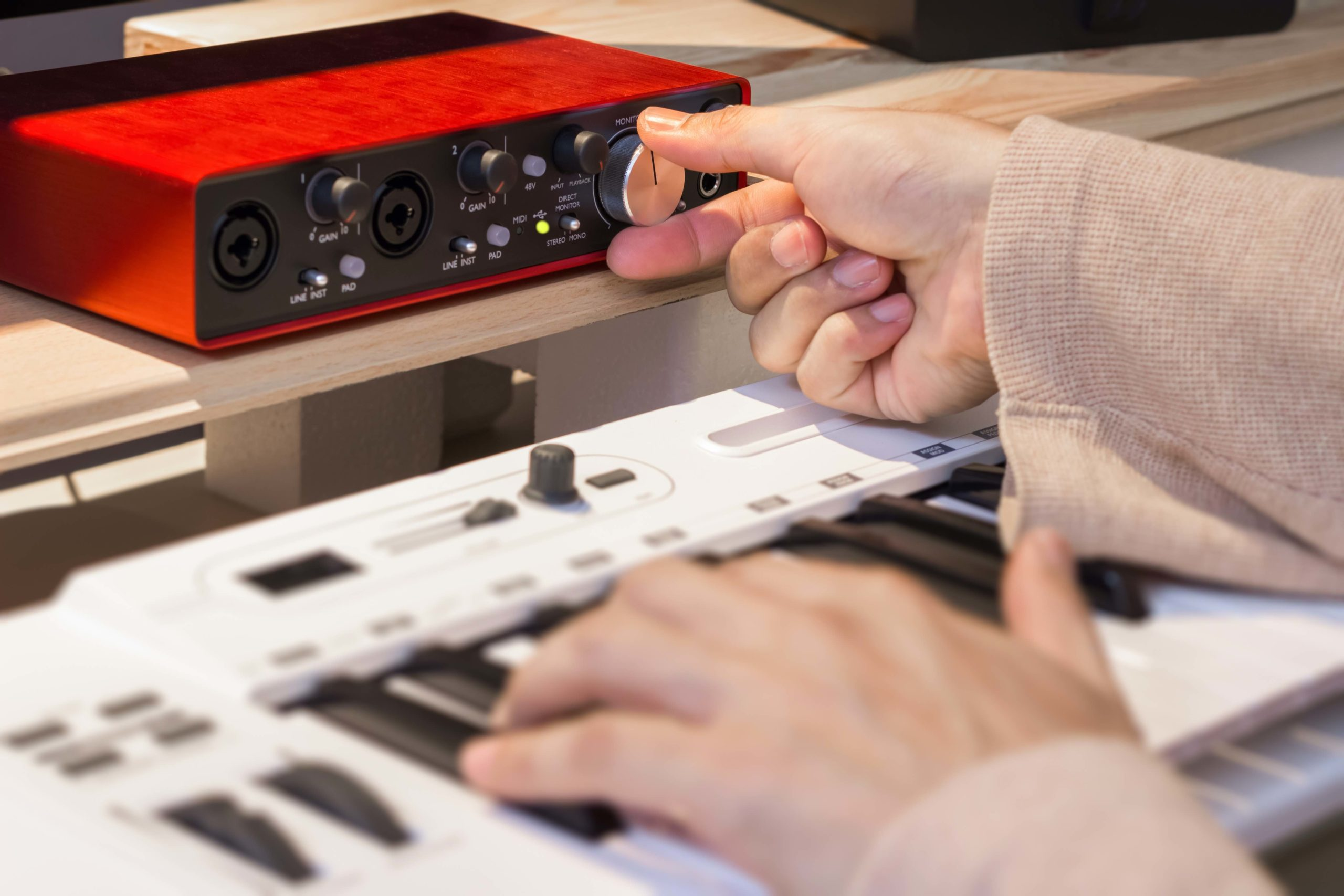 Best Audio Interfaces for MainStage | MARDERMUSIC
