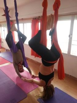 Aereo con 83 años_Mar de yoga