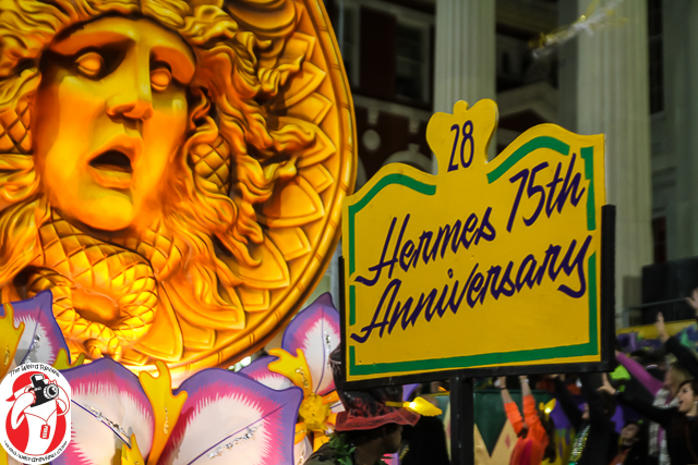 The 2014 Hermes Parade