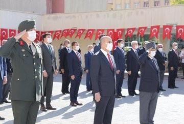 Mardin'de Gaziler Günü kutlandı