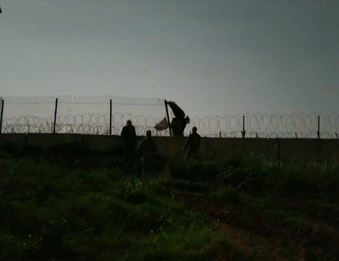 Mardin'de yasadışı girişlere 'hudut karakolu' engeli