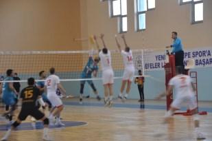 TVF Erkekler 1. Ligi: Yeni Kızıltepe Spor: 3 – Hatay Büyükşehir Belediyespor: 0