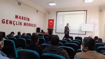 Mardin'de yapılan satranç aday hakem kursu tamamlandı
