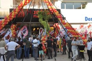 Hacıbaba Pastaneleri Kızıltepe Şubesi resmi açılışı yapıldı