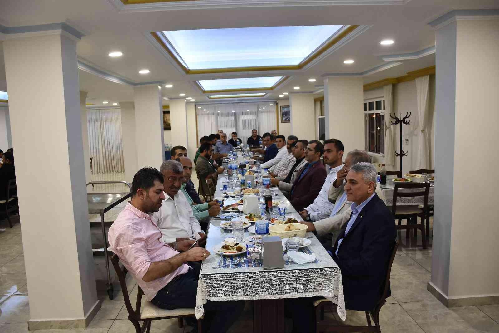 Nusaybin Belediyespor Kulübü için dayanışma gecesi düzenlendi