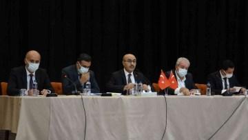 """Vali Demirtaş: """"Okullarımızda ve okullarımızın çevresinde terör propagandasına müsaade etmeyeceğiz"""""""