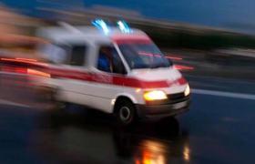 Okulun üçüncü katından düşen öğrenci yaralandı