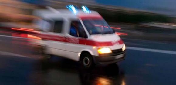 Şimşekler çaktı 1 ölü 2 kişi yaralandı