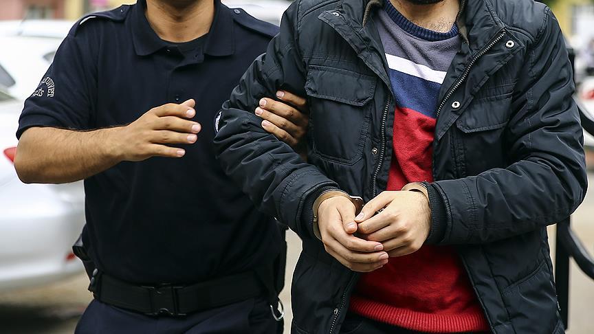 Mardin merkezli 13 il ile KKTC'de FETÖ operasyonu: 25 gözaltı kararı