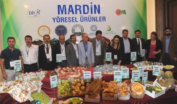 Mardin'de yöresel ürünler sempozyumu