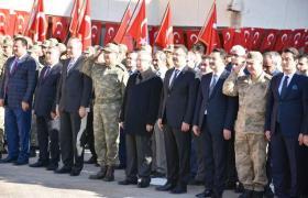 Atatürk'ün Mardin'e Gelişi Kutlandı
