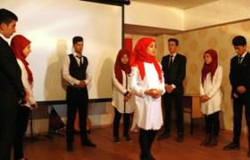 Ömerli'de Mehmet Akif Ersoy Anıldı