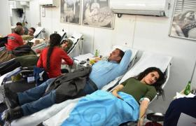 Mardinmasadan Kızılaya Kan Bağışı