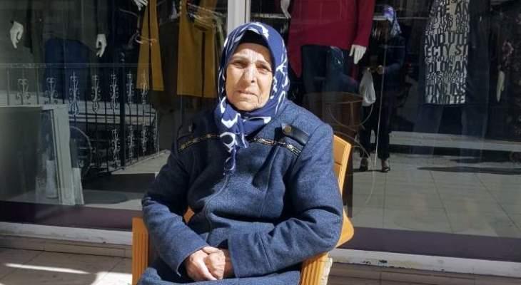 Kanser hastası kadının son dileği Cumhurbaşkanını görmek