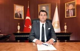 Kaymakam Öztürk'ten  Çanakkale Zaferi mesajı