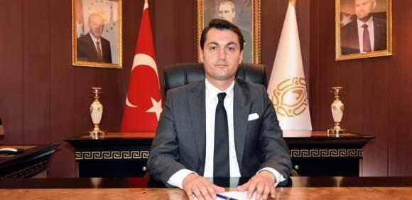 Kaymakam Öztürk'ten Regaib Kandili mesajı