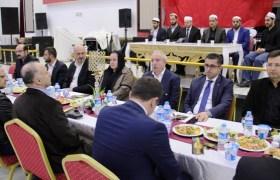 Midyat'ta Afrin şehitleri için mevlit okutuldu