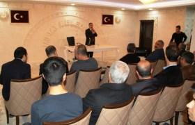 """""""İnsanlık İçin  Kudüs"""" konferansı"""