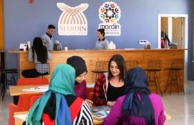 Artuklu Üniversitesinde 'Genç Kafe' açıldı