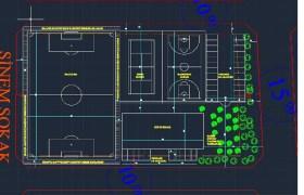 Nusaybin Belediyesinden spor kompleksi projesi