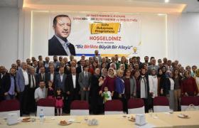 AK Parti'de vefa buluşması