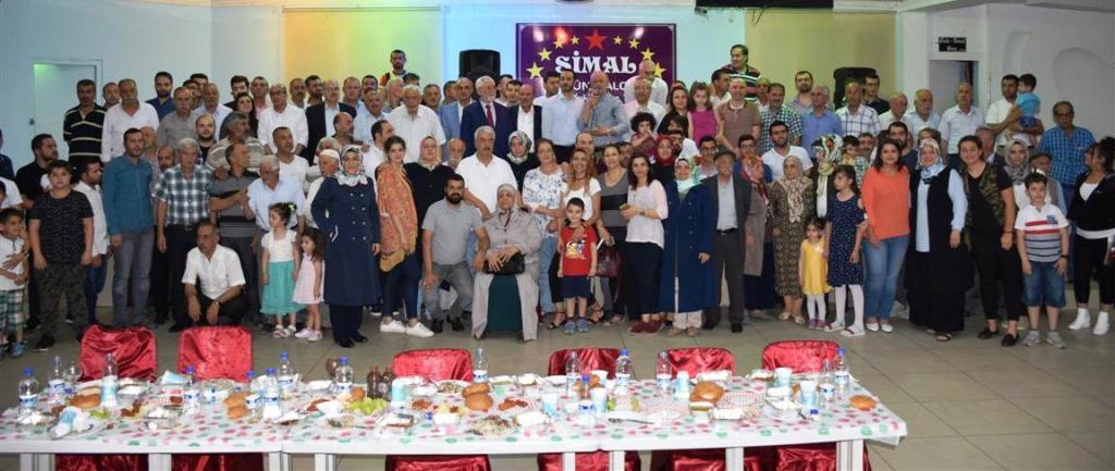 Paşavat Ailesi İftarda Buluştu