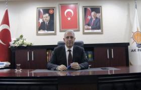 İl Başkanı Eri YKS'ye gireceklere başarılar diledi