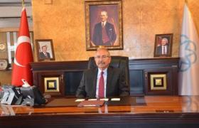 Vali Mustafa Yaman'dan yeni yıl mesajı