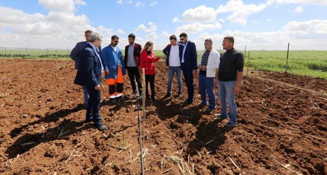Belediyenin Çiftçiye desteği sürüyor