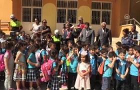 """""""Güvenli Okul, Güvenli Eğitim"""" projesi"""