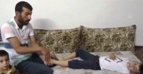 Kas hastası Hüseyin, tedavi için yardım bekliyor