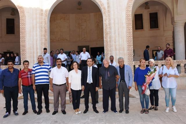 """""""Mezopotamya'ya açılan kapı – Nusaybin Gırnavaz Höyüğü"""" konferansı"""