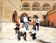 Bakan Ersoy, tarihi yerleri gezdi