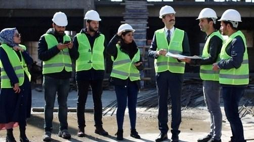 Derik Belediyesi yeni hizmet binası yeni yılda açılacak