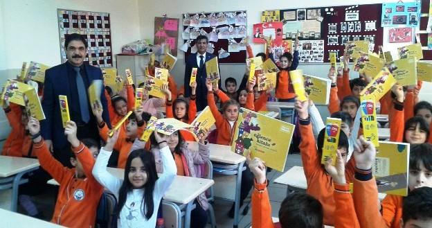 PTT Mardin İl Müdürlüğünden Öğrencilere Zeka Oyunu
