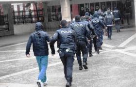 Ankara  merkezli FETÖ  operasyonu