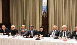 Ak Parti Belediye Başkan  Aday tanıtımı yapıldı