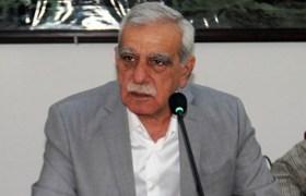 HDP'nin Mardin adayı Ahmet Türk