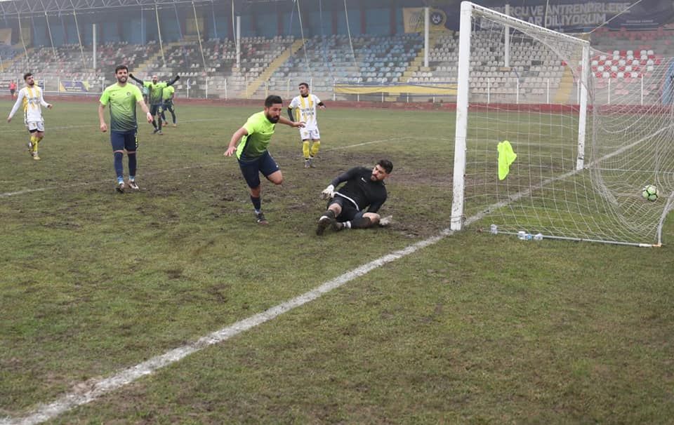 Mardin BB Spor 17. Haftayı da Kayıpsız Kapattı.