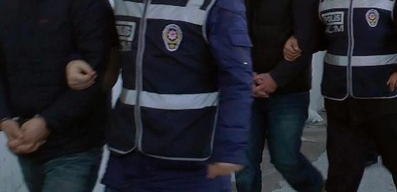 Artuklu'da fuhuş operasyonu: 9 kişi yakalandı