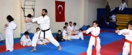 Karateye büyük ilgi