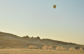 Balon Turizmi başladı