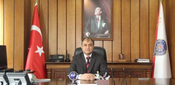 Mardin Emniyet Müdürlüğüne Hakan Çetinkaya Atandı